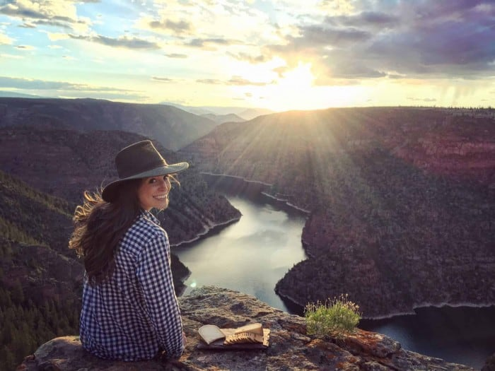 Channing Morris, Blue Mountain Belle, Denver-based travel and lifestyle blogger