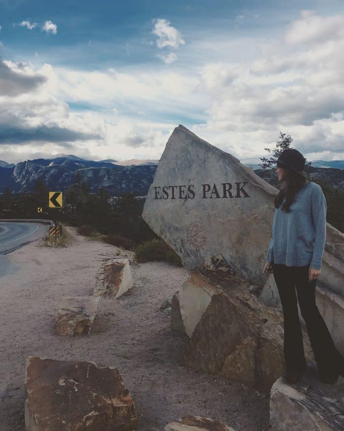 Estes Park Colorado | Blue Mountain Belle
