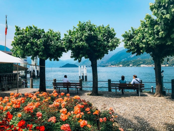 Bellagio Water front - How to spend 24 hours in Bellagio