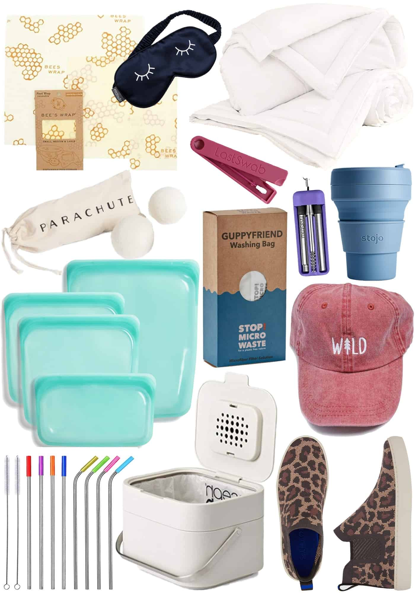 Going green gift guide - ethical and sustainable gift ideas