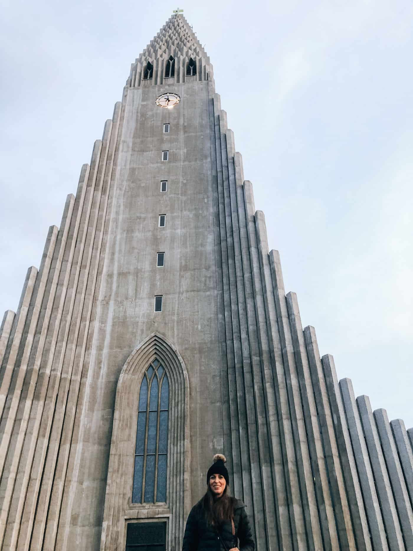 Blue Mountain Bell in Iceland - What to do on a 48 Hour Stopover in Reykjavik