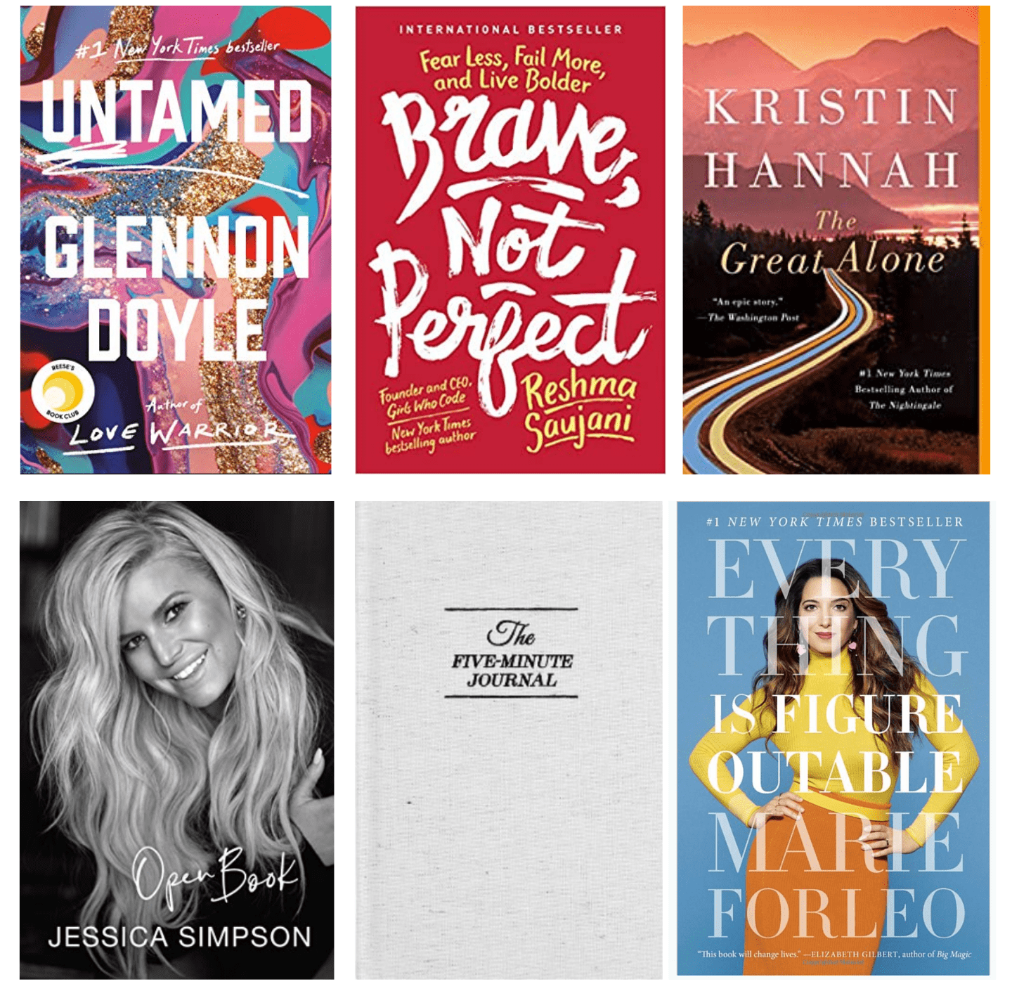 6 Books to get your bff